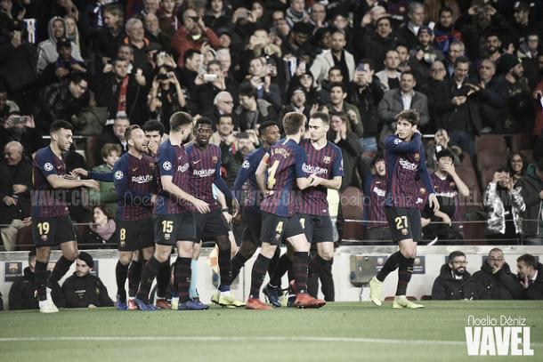 El Barcelona ganó 3-0 al Alavés en agosto | Foto: Noelia Déniz - VAVEL