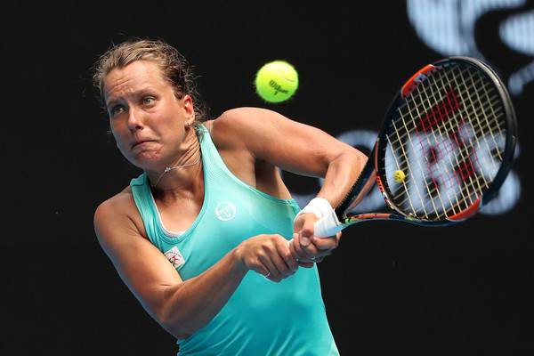 Barbora Strycova would be disappointed with her performance today | Photo: Scott Barbour/Getty Images AsiaPac