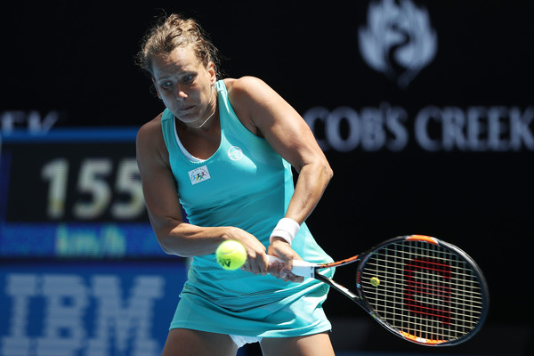 Barbora Strycova reached the fourth round of the Australian Open | Photo: Mark Kolbe/Getty Images AsiaPac