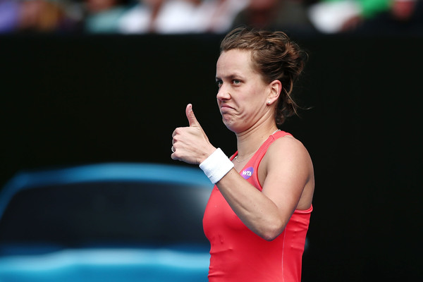 Barbora Strycova reached the quarterfinals in Auckland this year, falling to eventual champion Lauren Davis | Photo: Anthony Au-Yeung/Getty Images AsiaPac