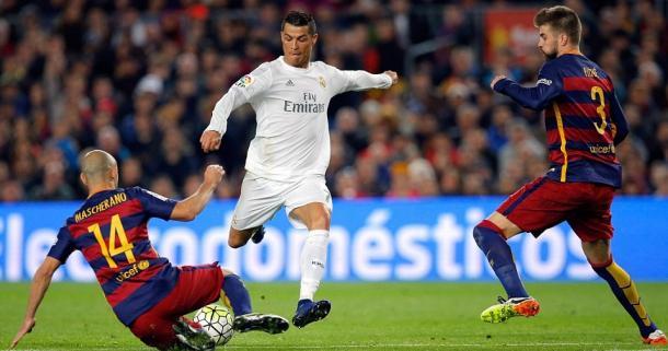 Ronaldo ha deciso l'ultimo confronto diretto. Fonte foto: Reuters.