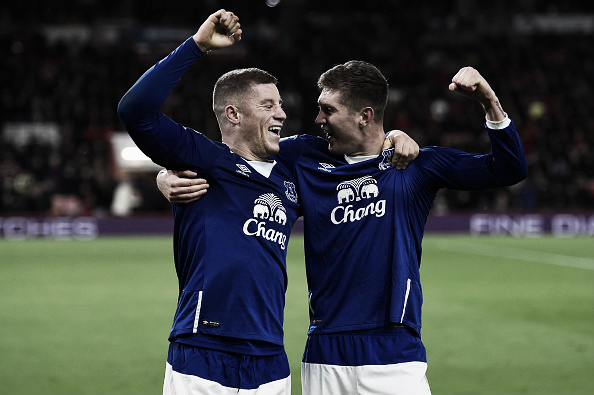 Barkley and Stones are still the future. Photo: Photo by Mike Hewitt/Getty Images