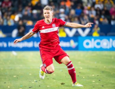 Bastian Schweinsteiger is the MLS All-Stars captain | Source: Shaun Clark - Getty Images