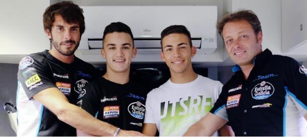 Bastianini to join Aron Canet at Estrella Galicia 0,0 Moto3 in 2017 - www.motogp.com
