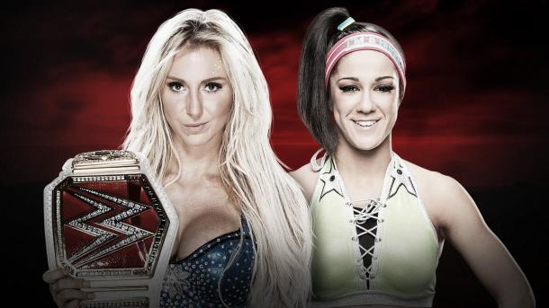 Charlotte is the Ric Flair to Bayley's Dusty Rhodes. Photo: WWE.com