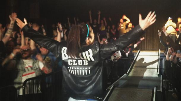 This sums up why NXT is so popular. Photo:WWE