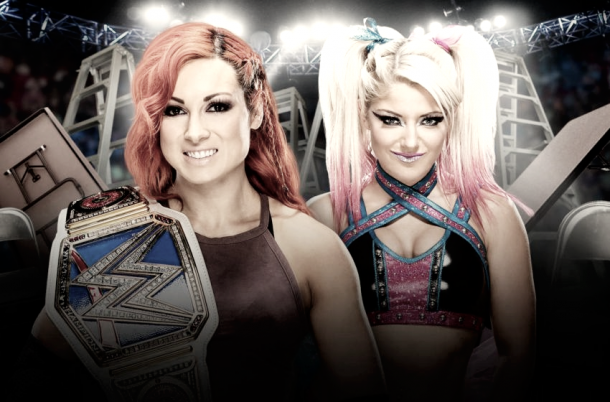 Alexa Bliss looks to become only the second ever Smackdown Live Women's Champion (Photo: WWE.com)