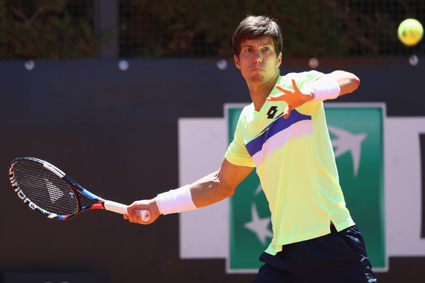 Bedene will be looking for the biggest victory of his career (Photo by Michael Steele / Getty Images)