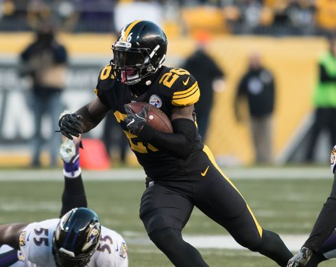 Le'Veon Bell and company are well rested for the Miami Dolphins.   Photo: Mark Konezny-USA TODAY Sports