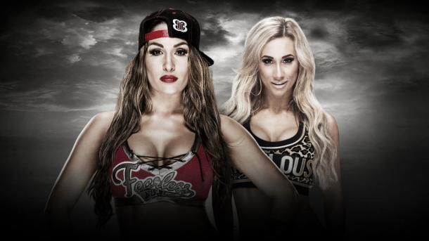 The ladies will put on a physical battle. Photo- WWE.com
