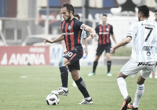 Foto: Prensa San Lornezo