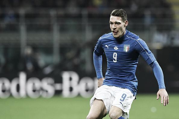 Belotti é umas sensações da Serie A e deverá ter mais chances na Azurra (Foto: Valerio Pennicino/Getty Images)