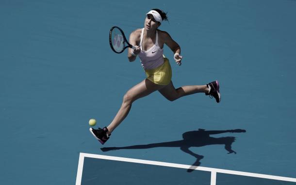 Belinda Bencic | Foto: WTA