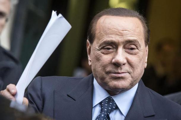 Silvio Berlusconi, retenews24.it
