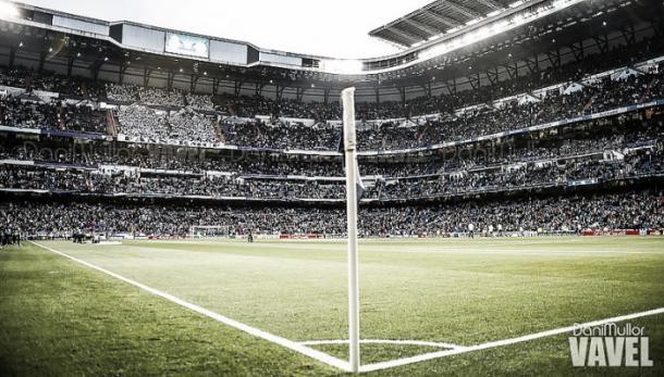 Estadio Santiago Bernabéu. Imagen: Dani Mullor (VAVEL)