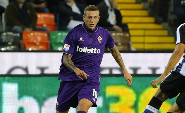Fiorentina, Bernardeschi out contro il Bologna: