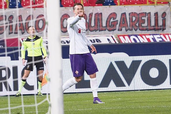 Sem lesões, Bernardeschi confrimou potencial e chegou a Azzurra (Foto: Getty Images)