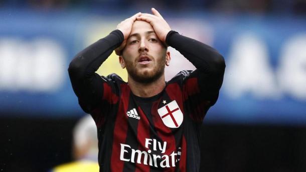 Bertolacci, stagione complicata con il Milan, it.eurosport.com