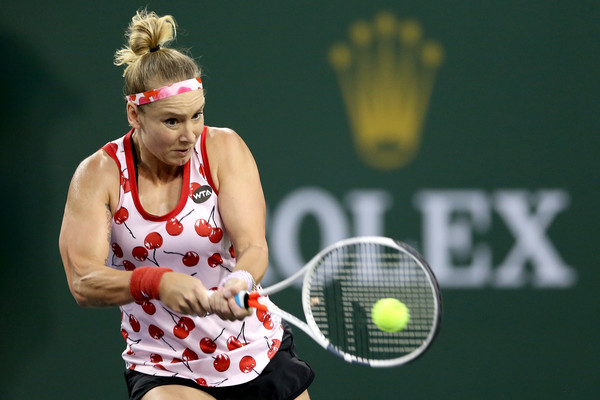 Bethanie Mattek-Sands played great today | Photo: Matthew Stockman/Getty Images North America