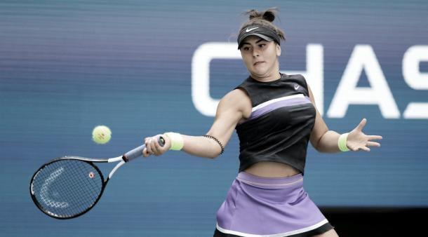Bianca Andreescu | Foto: WTA