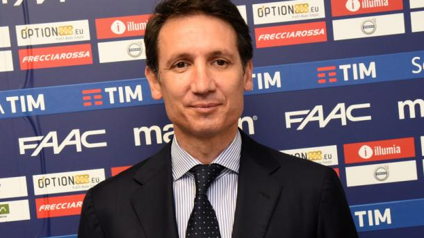 Riccardo Bigon, ds del Bologna, corrieredellosport.it