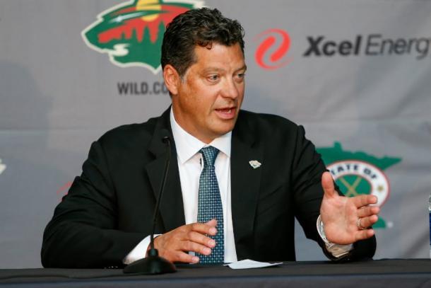 Bill Guerin, afronta un gran reto como GM de Minnesota Wild / The Hockey News