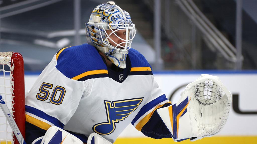 JordanBinnington| NHL.com