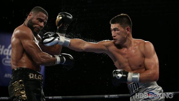 Foto: Ed Mulholland | HBO Boxing