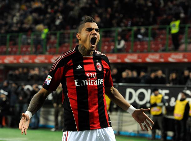 Boateng was a hit with former club Milan and should be on his return too. (Photo: talkSPORT)
