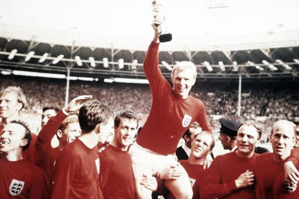 Callaghan said that Bobby Moore was the best player at the 1996 World Cup (image: Mirror.co.uk)