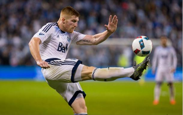 Vancouver Whitecaps center back Tim Parker (above) was the key to Vancouver's shutout victory on Wednesday. Photo credit: Kyle Rivas/Getty Images Sport