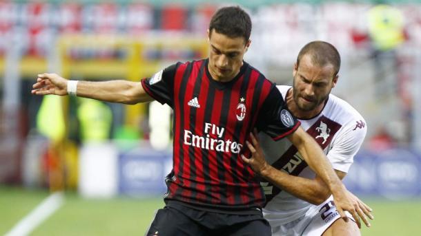 Bonaventura contro il Torino Domenica, it.eurosport.com