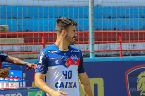 Bonilha vai para seu segundo jogo como titular, buscando primeira vitória (Foto: Divulgação/Fortaleza EC)