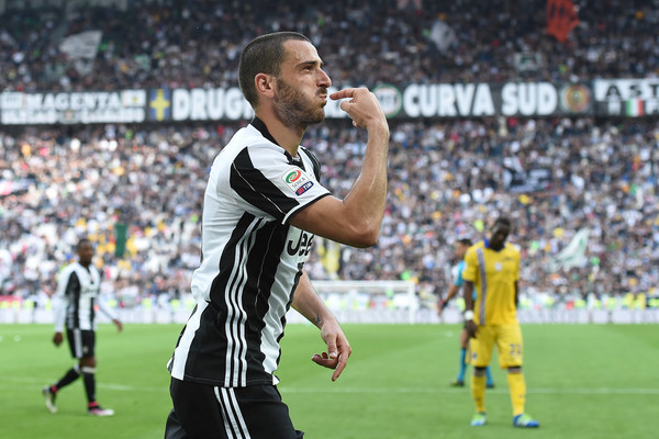 Bonucci (Foto: Valerio Pennicino/Getty Images)