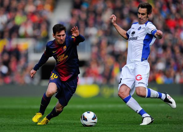 Borja contra Messi | Zimbio