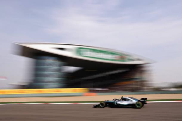 Assim como no Bahrein, Bottas acabou ficando com o 2º lugar no fim (Foto: Lars Baron/Getty Images)