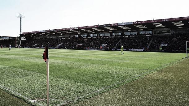 Vitality Stadium en plento partido. Foto: Sitio Oficial de la Premier League