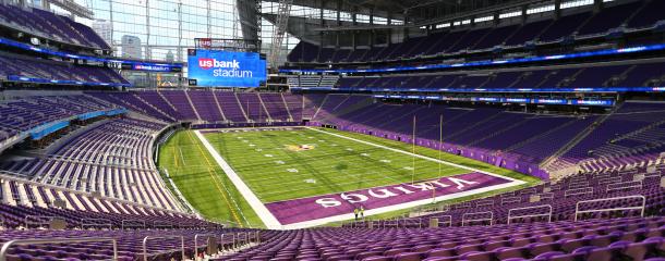 Estadio donde se jugará la Super Bowl LII