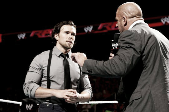 Brad Maddox says WWE was not what he expected it to be (image: bleacherreport.com)