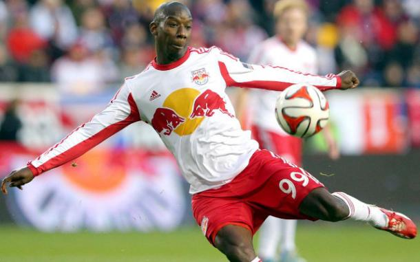 Wright-Phillips scored his 50th MLS goal with his second of the afternoon (Photo: Getty Images)