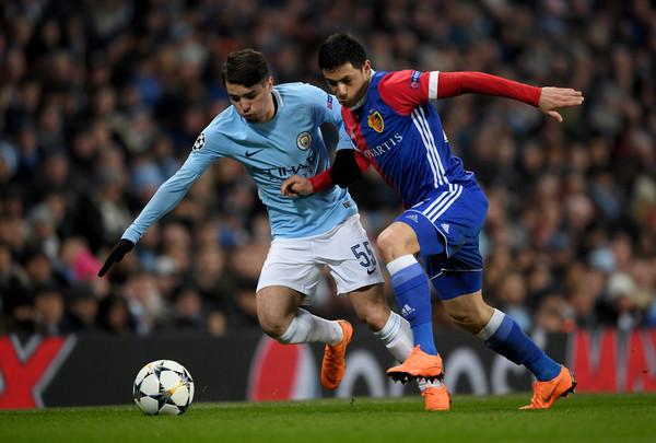 Brahim Díaz en la Champions League. Foto: Getty Images
