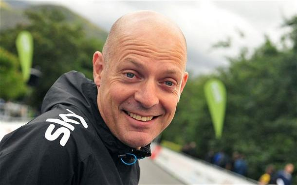 Brailsford is head of the hugely successful Team Sky team / The Telegraph