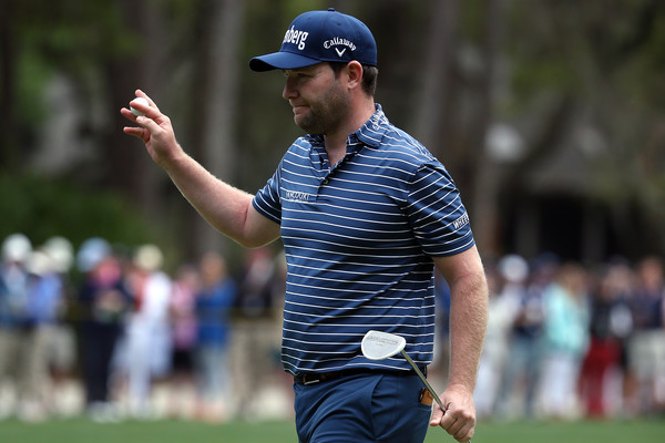 Branden Grace at the 2016 RBC Heritage. Photo: Streeter Lecka/Getty Images