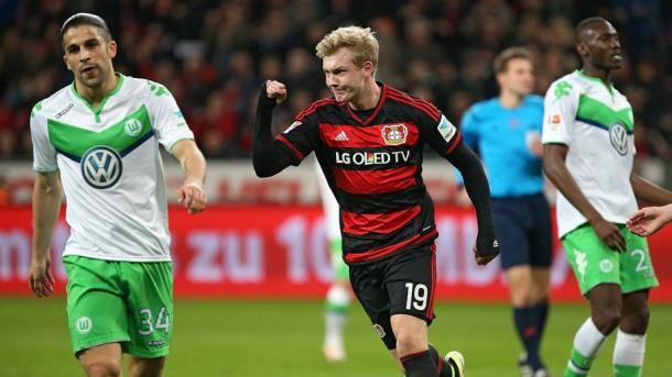 Brandt. Foto: Leverkusen