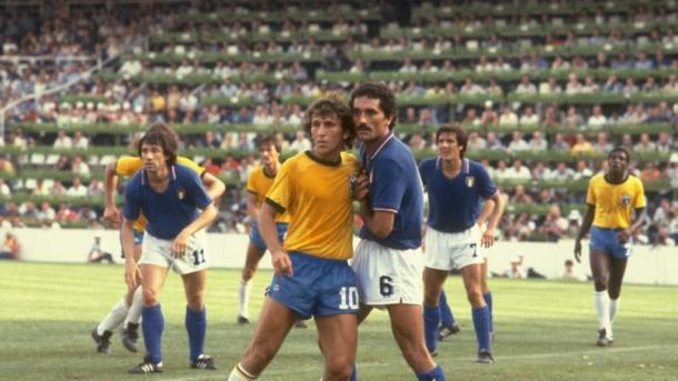 Brasil - Italia, Mundial de Espana 1982, posiblemente, el mejor encuentro de la historia de los Mundiales (Foto: es.fifa.com)
