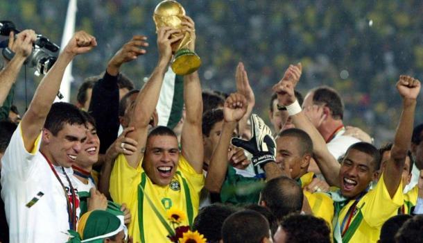 Ronaldo fue el goleador del certamen con ocho tantos.