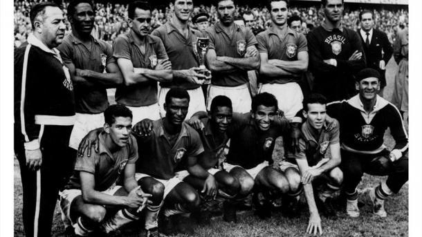 Suecia 1958, primer Mundial de la historia para Brasil (Foto: es.fifa.com)
