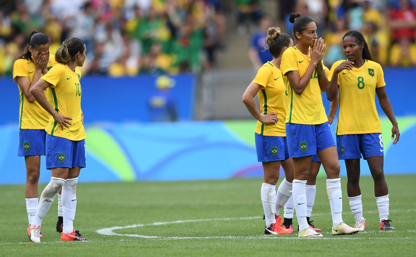 Brazil must improve defensively in order to win at the highest level | Source: Martin Bernetti-AFP