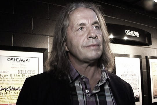 Bret Hart gives his views of AJ Styles (image: csrwrestling.com)