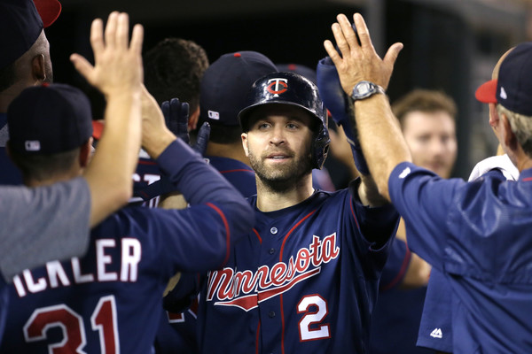 Dozier was the catalyst for Minnesota's offense all season/Photo: Duane Burleson/Getty Images